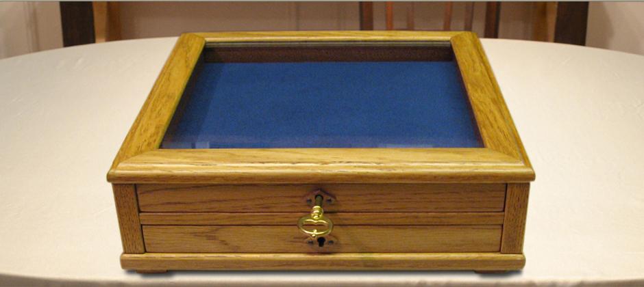Rob Davis Coin Cabinets